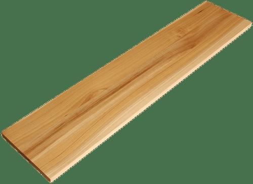 Clear Poplar Stair Riser