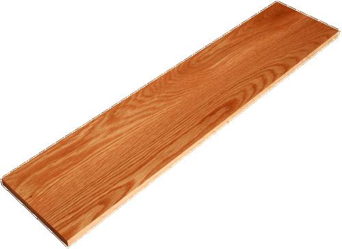 White Oak Stair Riser