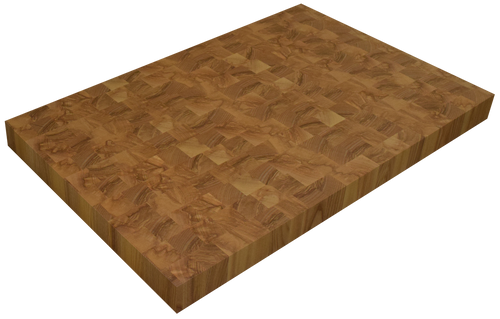 Ash End Grain Butcher Block Countertop.