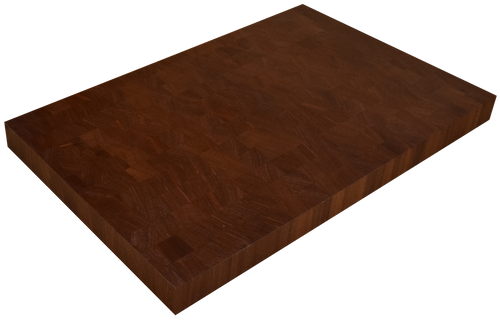 Sapele End Grain Butcher Block Countertop.