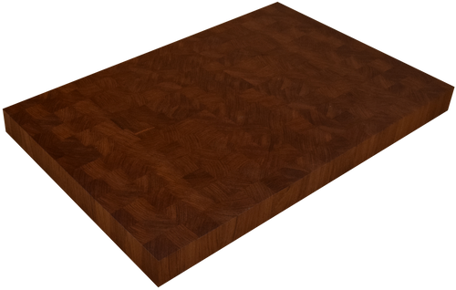 Brazilian Cherry (Jatoba) End Grain Butcher Block Countertop