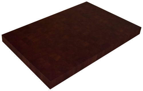 Purpleheart End Grain Butcher Block Countertop.