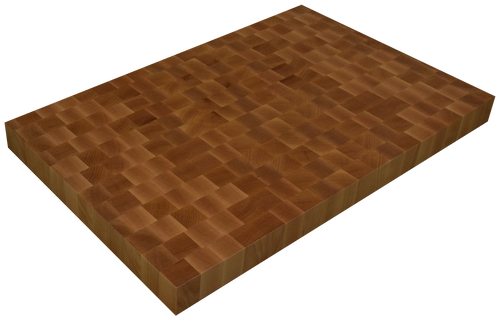 Birch End Grain Butcher Block Countertop.