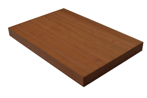 Cherry Edge Grain Butcher Block Cutting Board