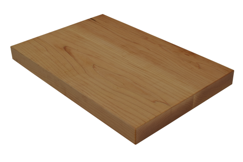 Maple Wide Plank (Face Grain) Cutting Board.