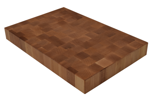 Maple End Grain Butcher Block Cutting Board.
