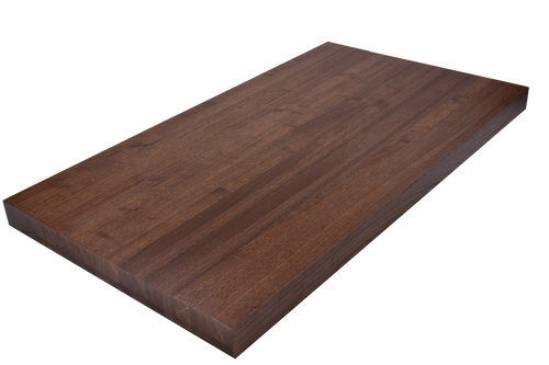 Premium Walnut Edge Grain Butcher Block Countertop.