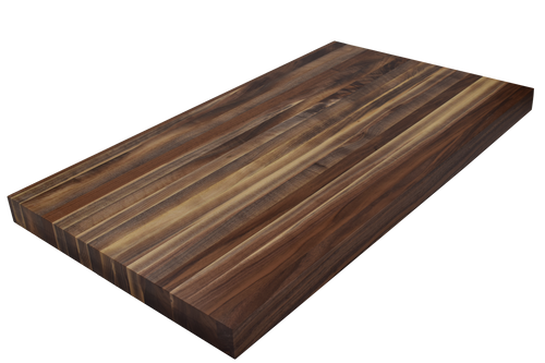 Walnut Edge Grain Butcher Block Countertop.