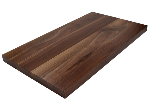 Walnut Wide Plank (Face Grain) Countertop.