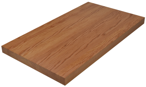 Douglas Fir Edge Grain Butcher Block Countertop.