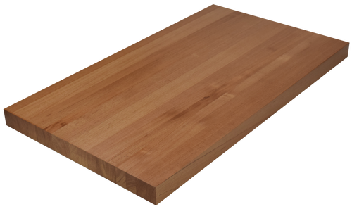 Spanish Cedar Edge Grain Butcher Block Countertop.