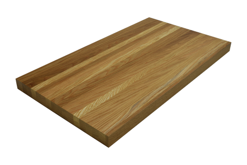 Rift Sawn White Oak Edge Grain Butcher Block Countertop.