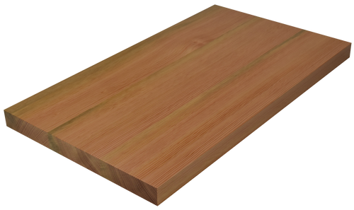 Douglas Fir Wide Plank (Face Grain) Countertop.