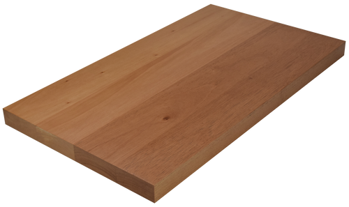 Spanish Cedar Wide Plank (Face Grain) Countertop.