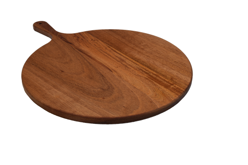 African Mahogany Pizza Paddle Board