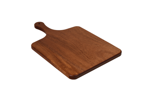Medium African Mahogany Standard Paddle Board.