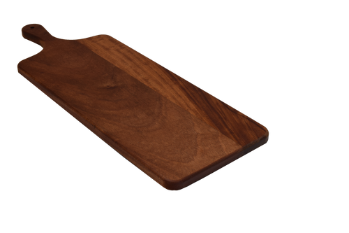 Large African Mahogany Standard Paddle Board.