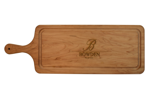 Paddle Board with Engraving