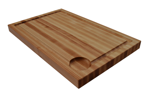 Corner Juice Well Specialty Cutting Board