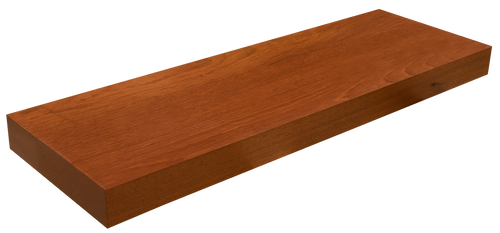 Brazilian Cherry Floating Stair Tread FG