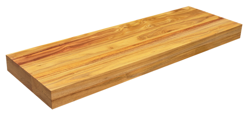 Canarywood Floating Stair Tread FG