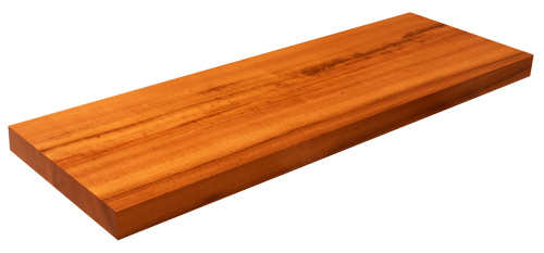 Tigerwood Floating Stair Tread WP