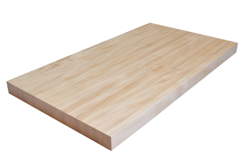 Soft Maple Edge Grain Butcher Block Countertop