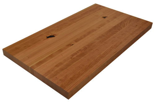 Rustic Cherry Edge Grain Butcher Block Countertop