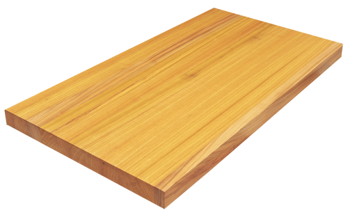Canarywood Edge Grain Counter Top