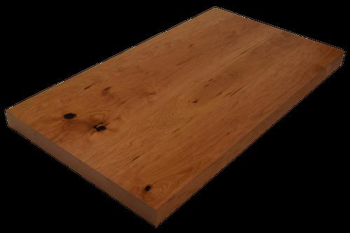 Rustic Cherry Wide Plank (Face Grain) Countertops