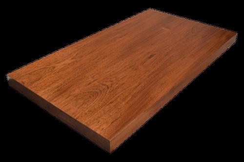 Makore Wide Plank (Face Grain) Countertops