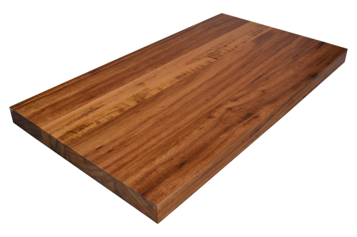 Tigerwood Wide Plank (Face Grain) Countertops