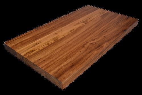 Tigerwood Wide Plank (Face Grain) Countertops