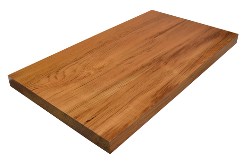 Burmese Teak Wide Plank (Face Grain) Countertops