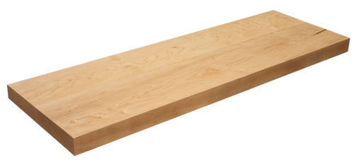 Hard Maple Floating Shelf WP