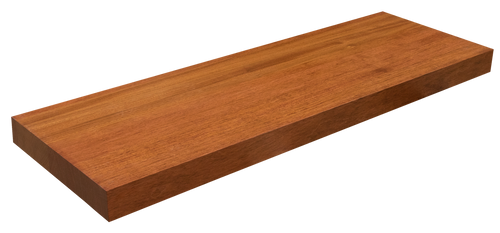 Brazilian Cherry Floating Shelf EG