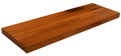 Genuine Mahogany Floating Shelf WP