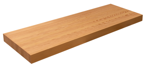 Douglas Fir Floating Shelf EG