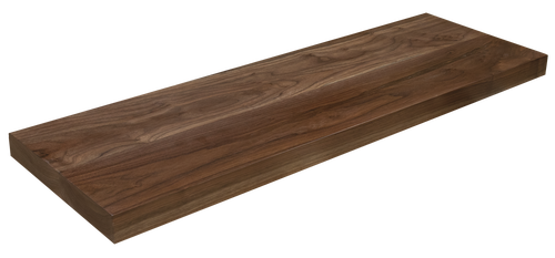 Walnut Floating Shelf WP