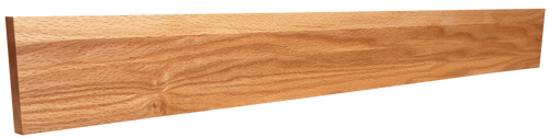 Quarter Sawn Red Oak Backsplash EG