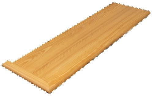 Cypress Stair Tread