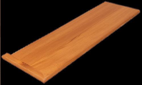 Spanish Cedar Stair Tread