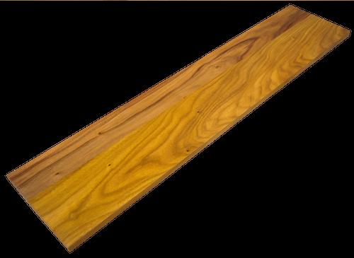 Canarywood Stair Riser