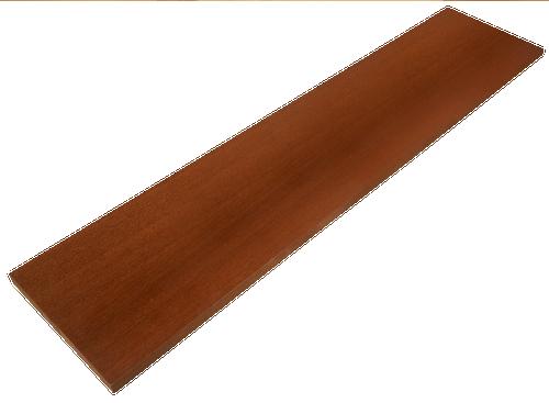 Leopardwood Stair Riser