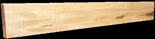 Soft Maple Backsplash EG