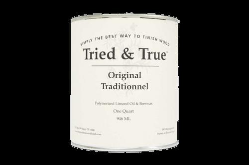 Tried & True Original Wood Finish Quart