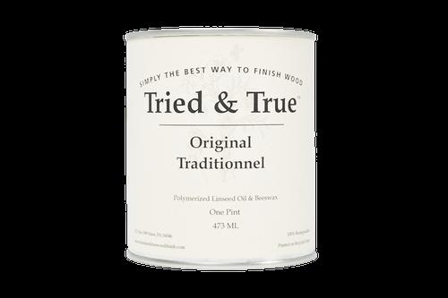 Tried & True Original Wood Finish Pint