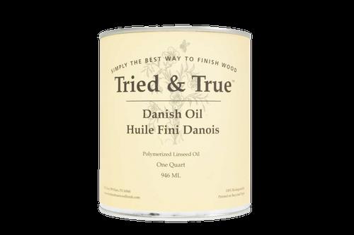 Tried & True Danish Oil Quart