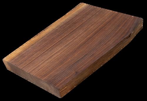 "Walnut Live Edge Cutting Board #155 (1.25""-10""-12"")"
