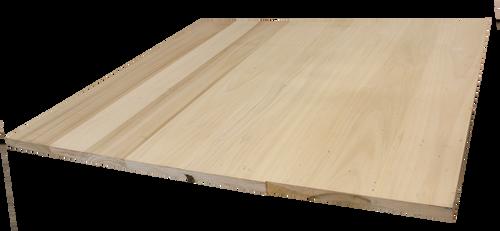 "Poplar Wide Plank (Face Grain) Countertop #61 (1.75""-30.25""-34"")"